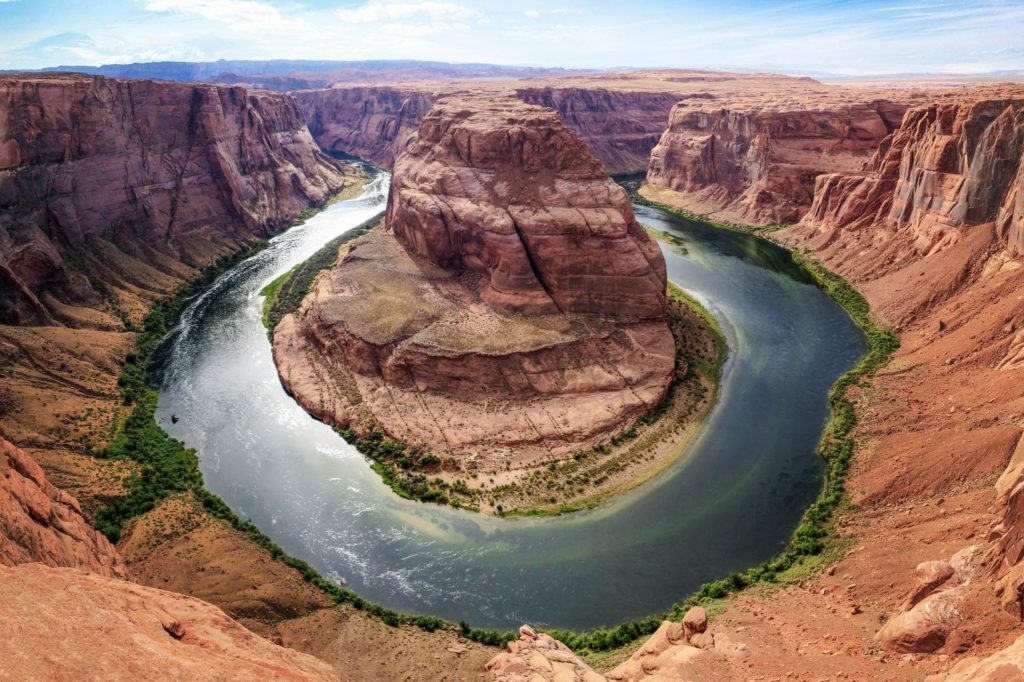 Horseshoe Bend, Page - National Park